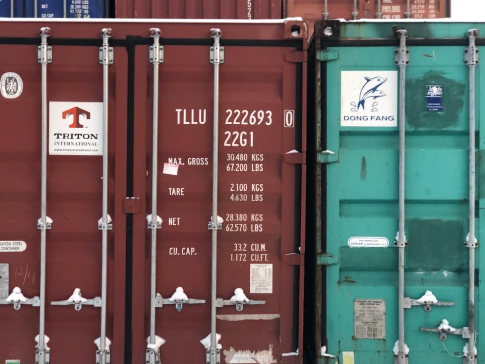 Как маркируют контейнеры